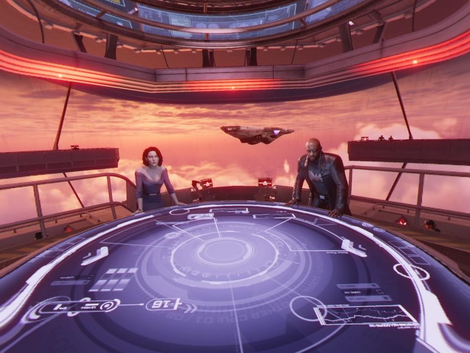 Iron Man VR Nick Fury
