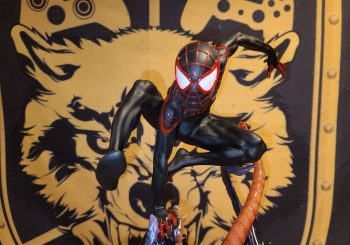 Miles Morales Springs His Way Onto King Of Statues 60