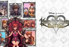 Kingdom Hearts Melody of Memory Releases Nov. 13
