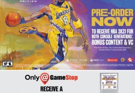 NBA 2K21 Mamba Edition Pre-Orders Include Next Gen Upgrade
