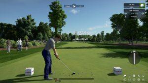 PGA Tour 2K21 tee