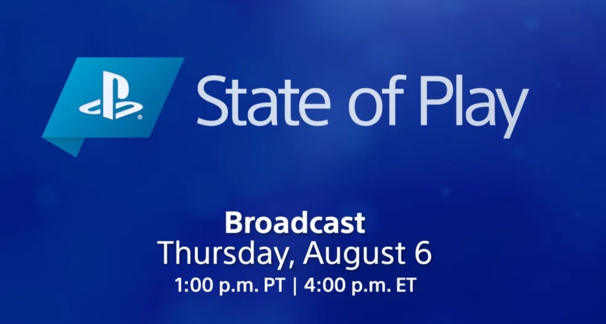 August State of Play PlayStation Sony