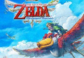 Legend of Zelda: Skyward Sword Appears On Amazon
