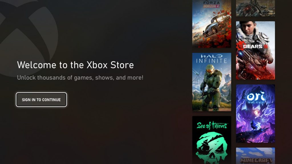 Xbox is getting a new Microsoft Store