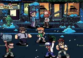 Scott Pilgrim vs The World: The Game Returns
