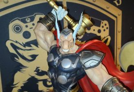 Beta Ray Bill Hammers Onto King Of Statues 65