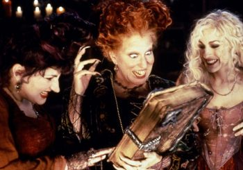 Hocus Pocus Almost Knocks Tenet off the top Spot