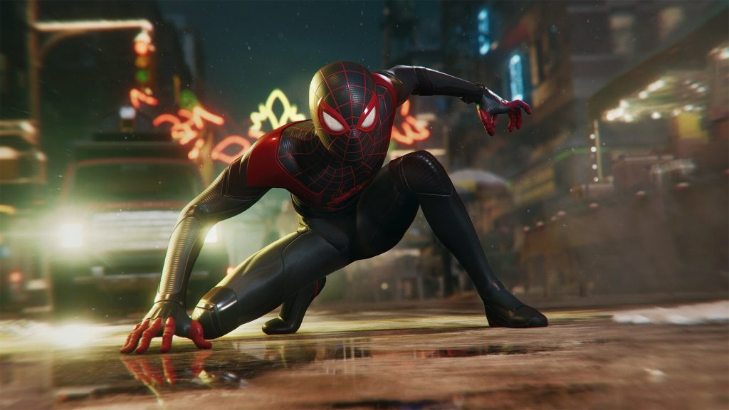 Spider-Man Miles Morales New Details, New Gameplay