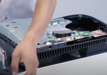 PS5 Teardown Dives Into Hardware Design