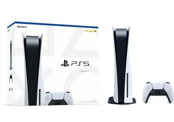 Register for a Chance to Get a PlayStation 5