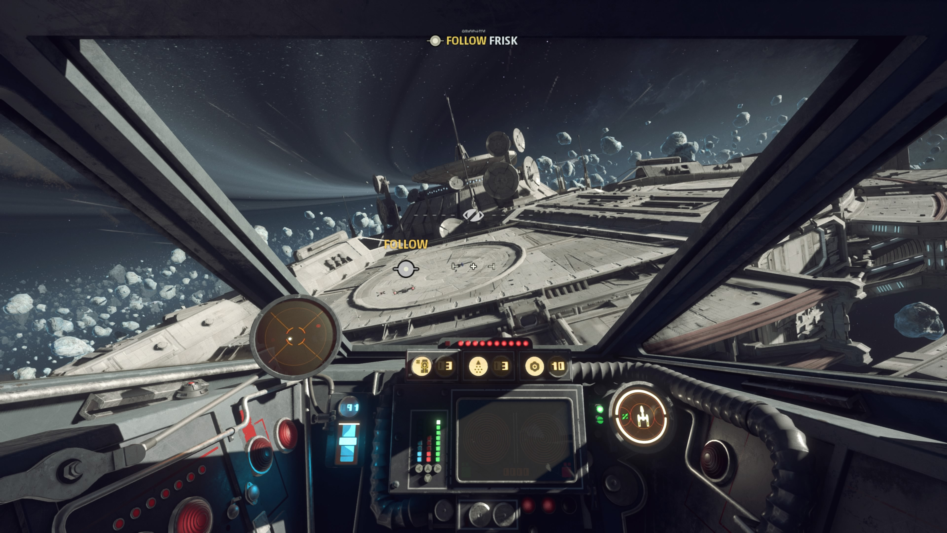 STAR WARS: Squadrons X-Wing Mission