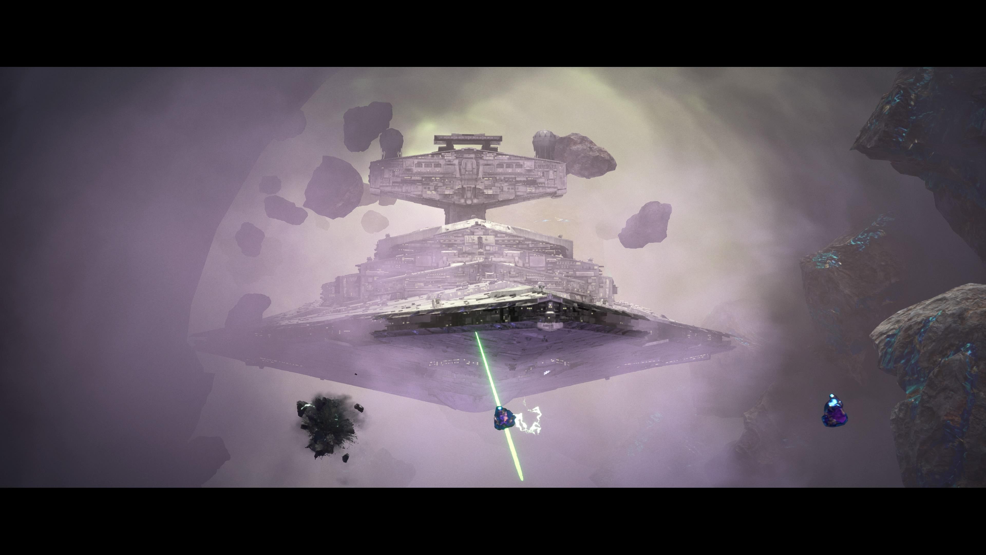STAR WARS: Squadrons Star Destroyer