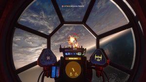 STAR WARS: Squadrons TIE Combat