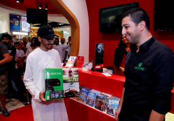 How Console Launches Go Down in the Middle East
