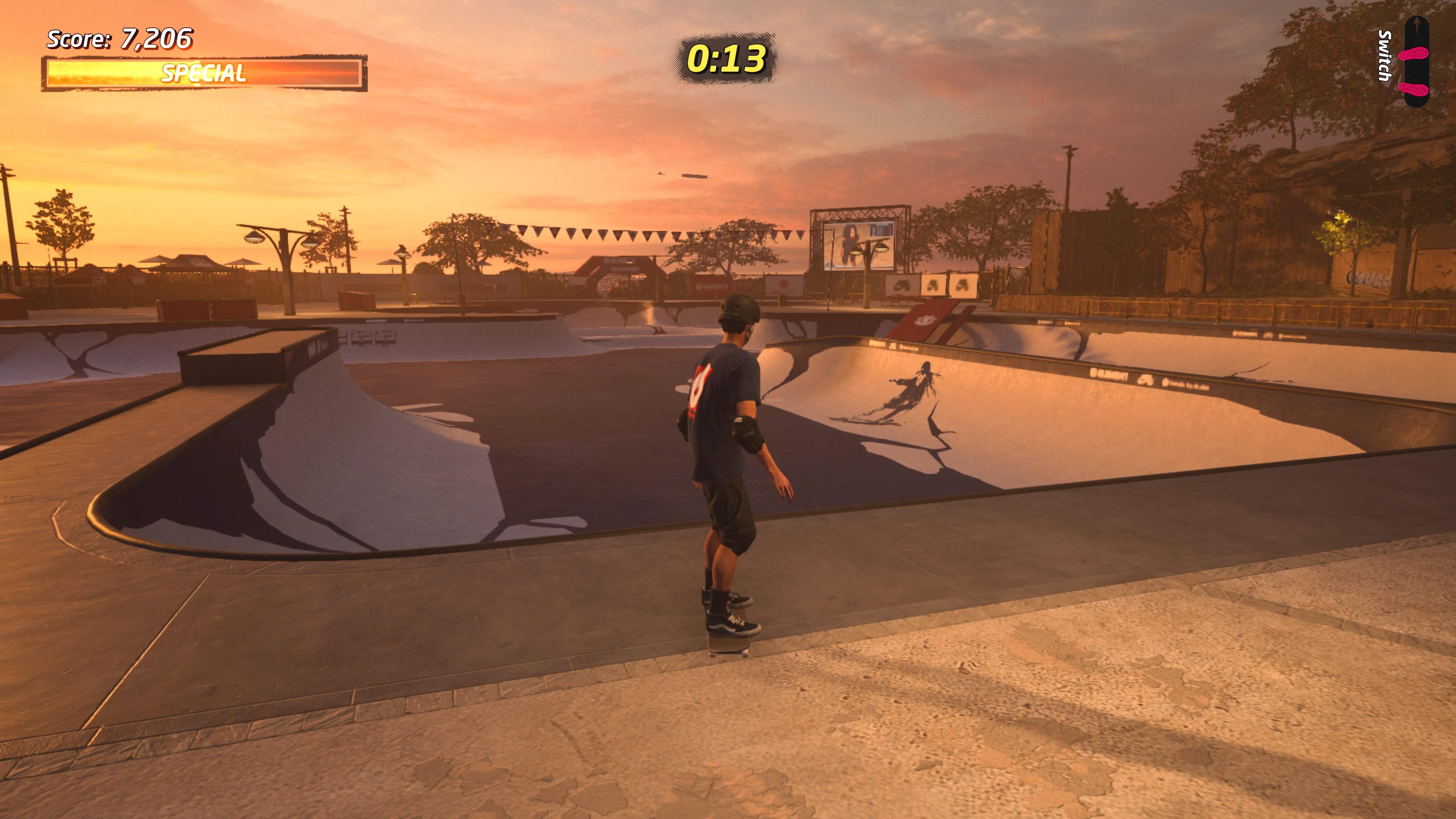 Tony Hawk's Pro Skater 1 + 2 France
