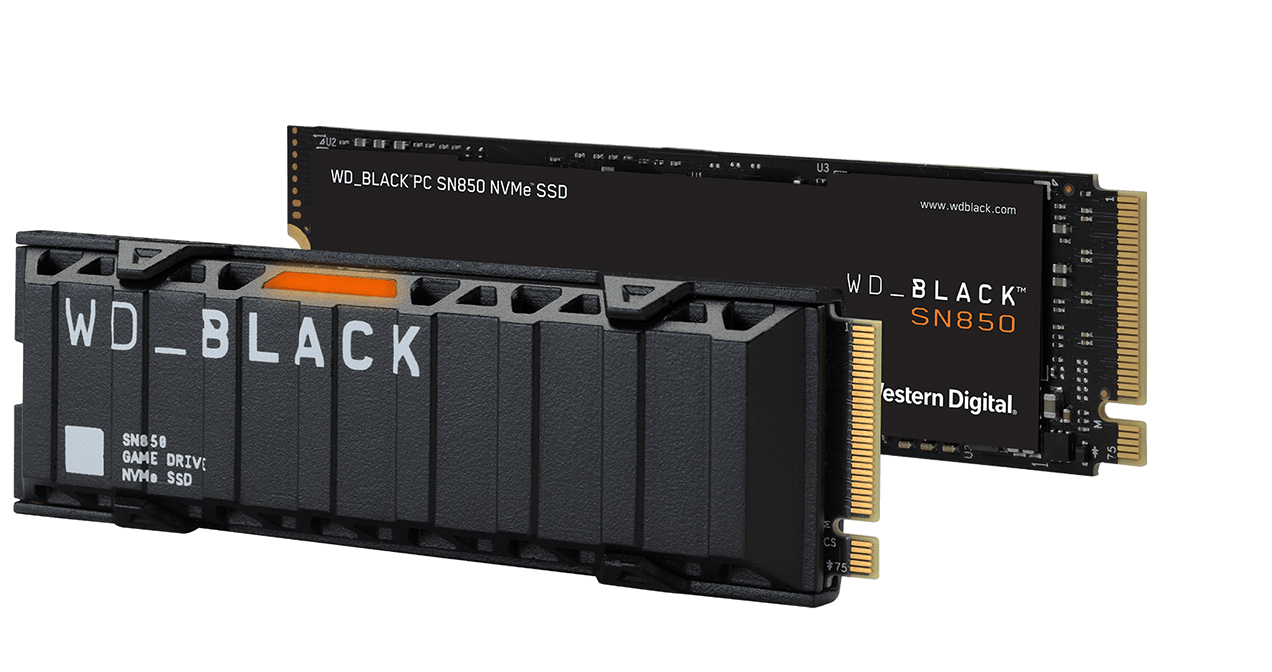 WD Black NVME SSD For PS5