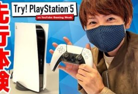 Japanese YouTubers Are Going Hands-on With PS5