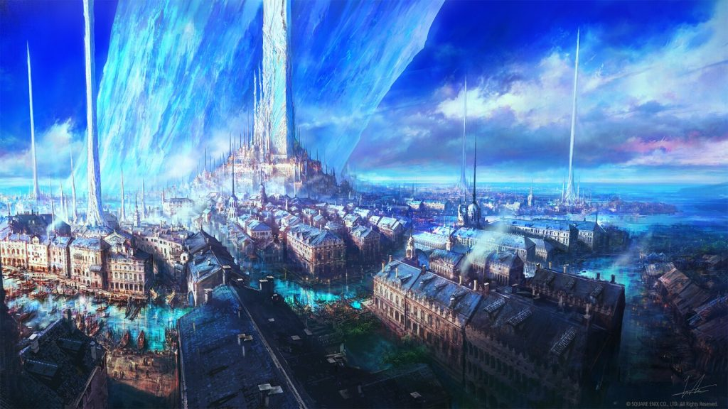 Final Fantasy XVI New Details
