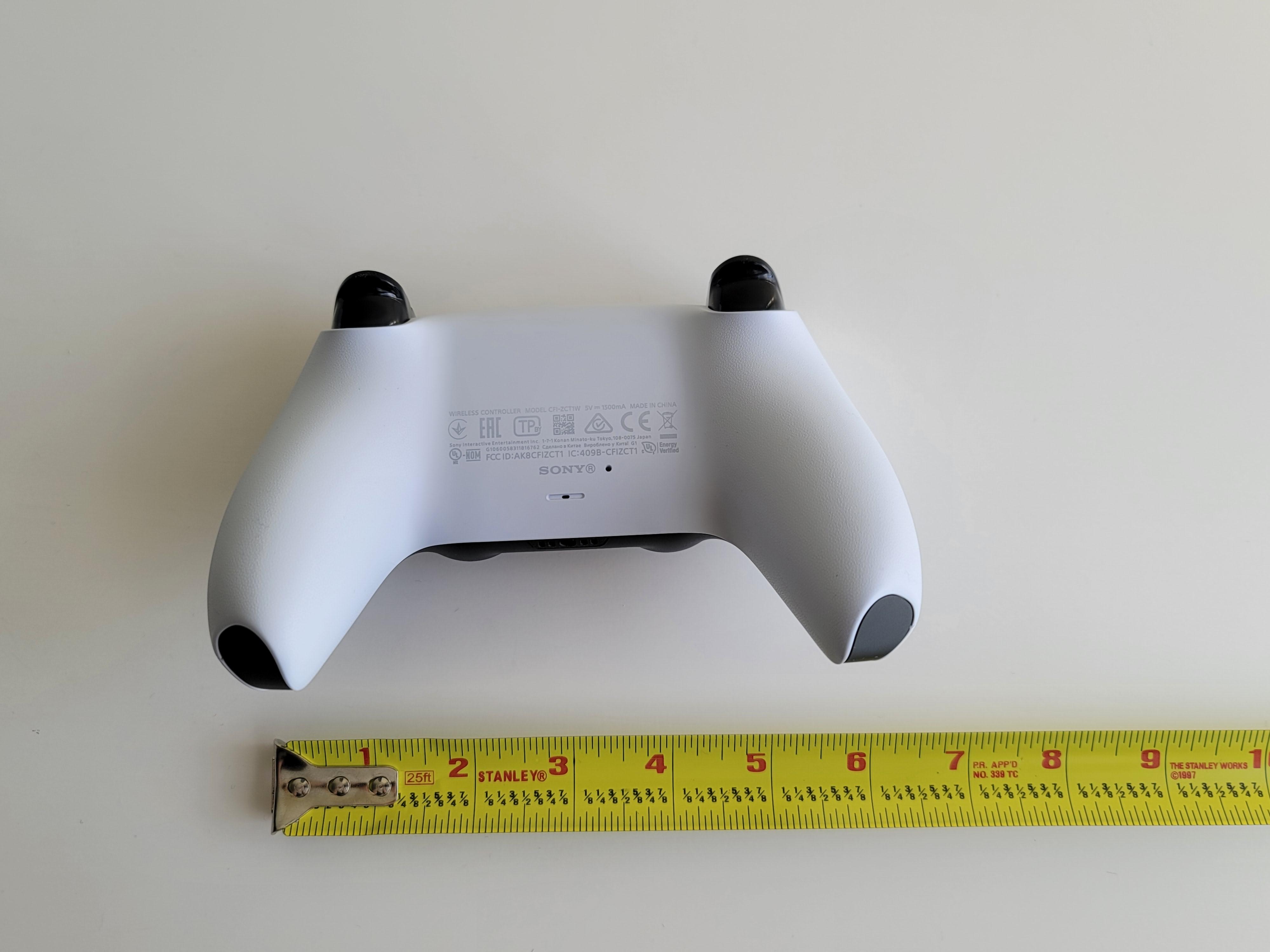 DualSense Rear View