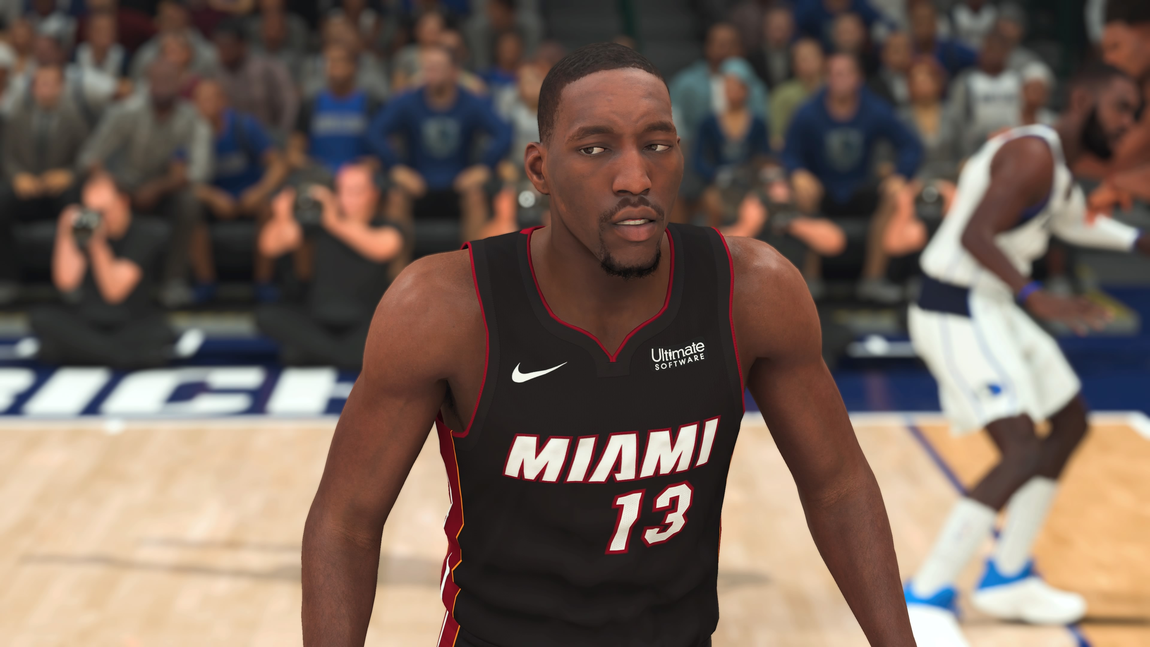 NBA 2K21 Bam Adebayo PS4 Pro
