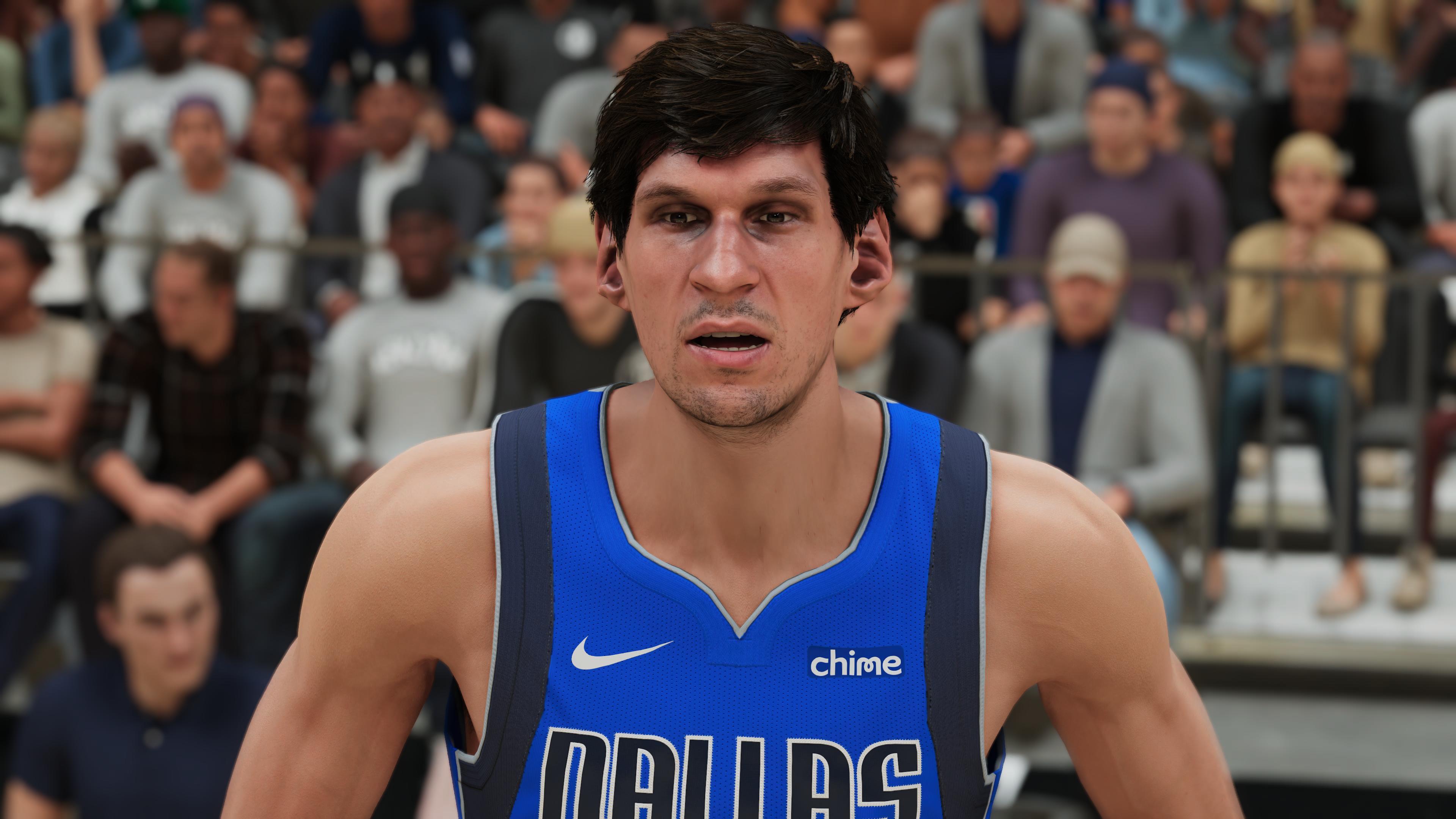 NBA 2K21 Boban Marjanović PS5