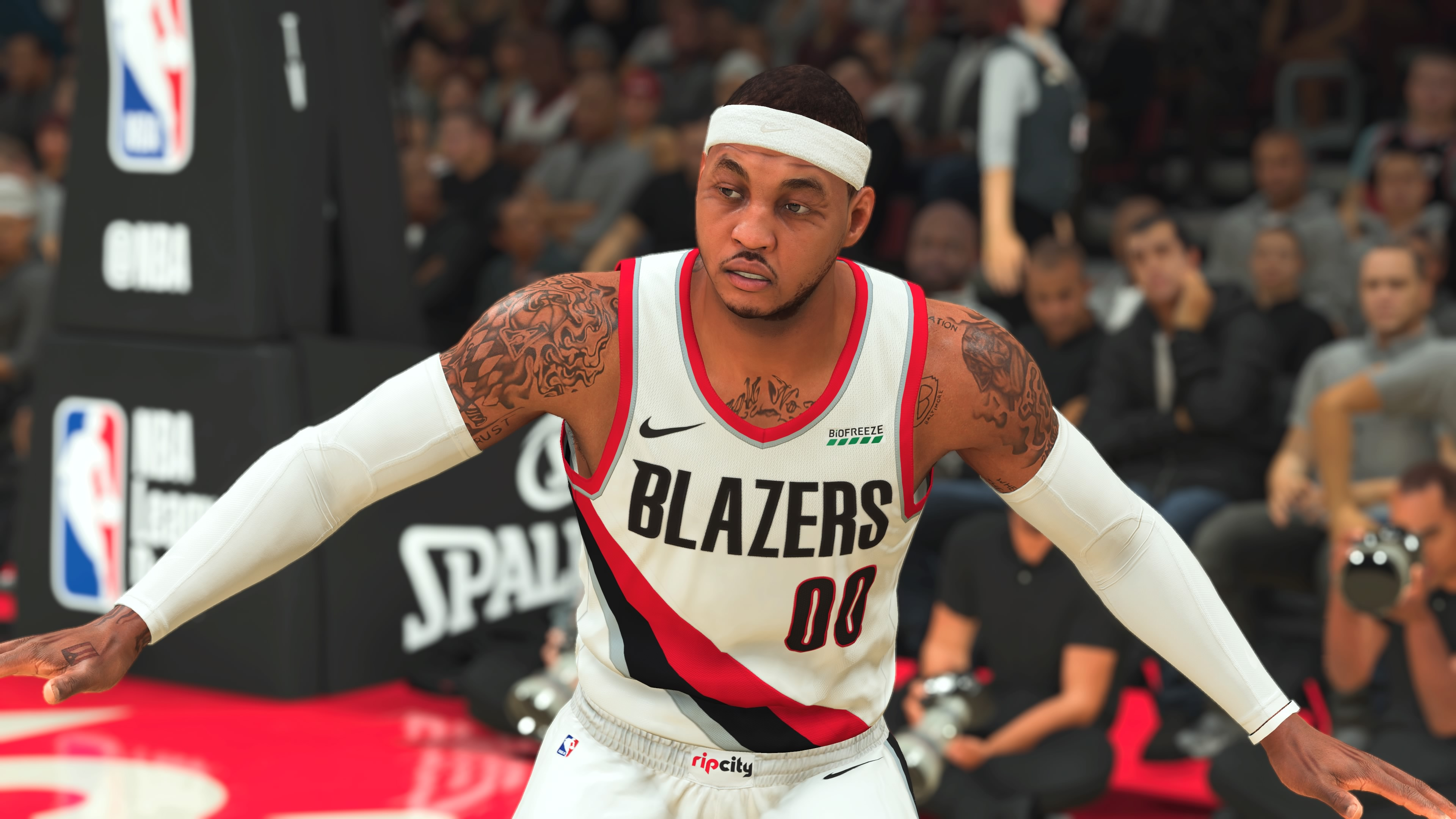 NBA 2K21 Carmelo Anthony PS4 Pro