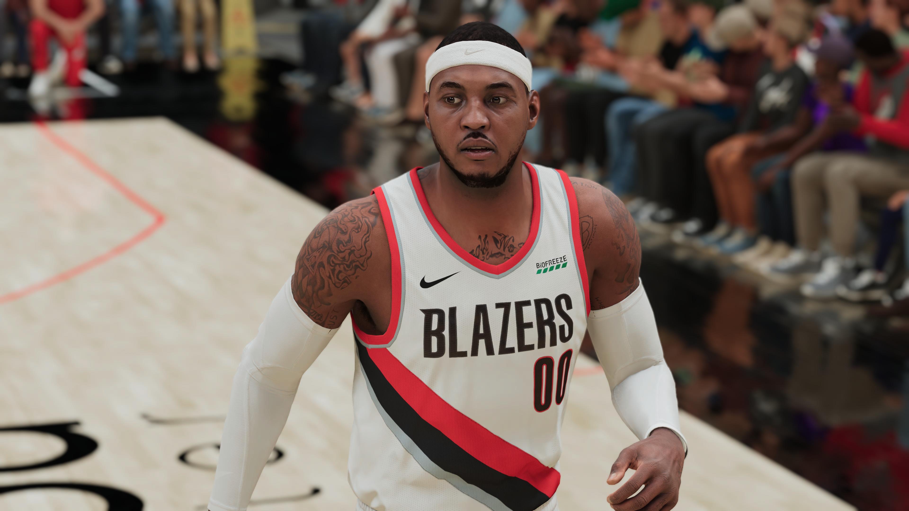 NBA 2K21 Carmelo Anthony PS5