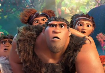 Croods: A New Age Slides Back Into Number 1