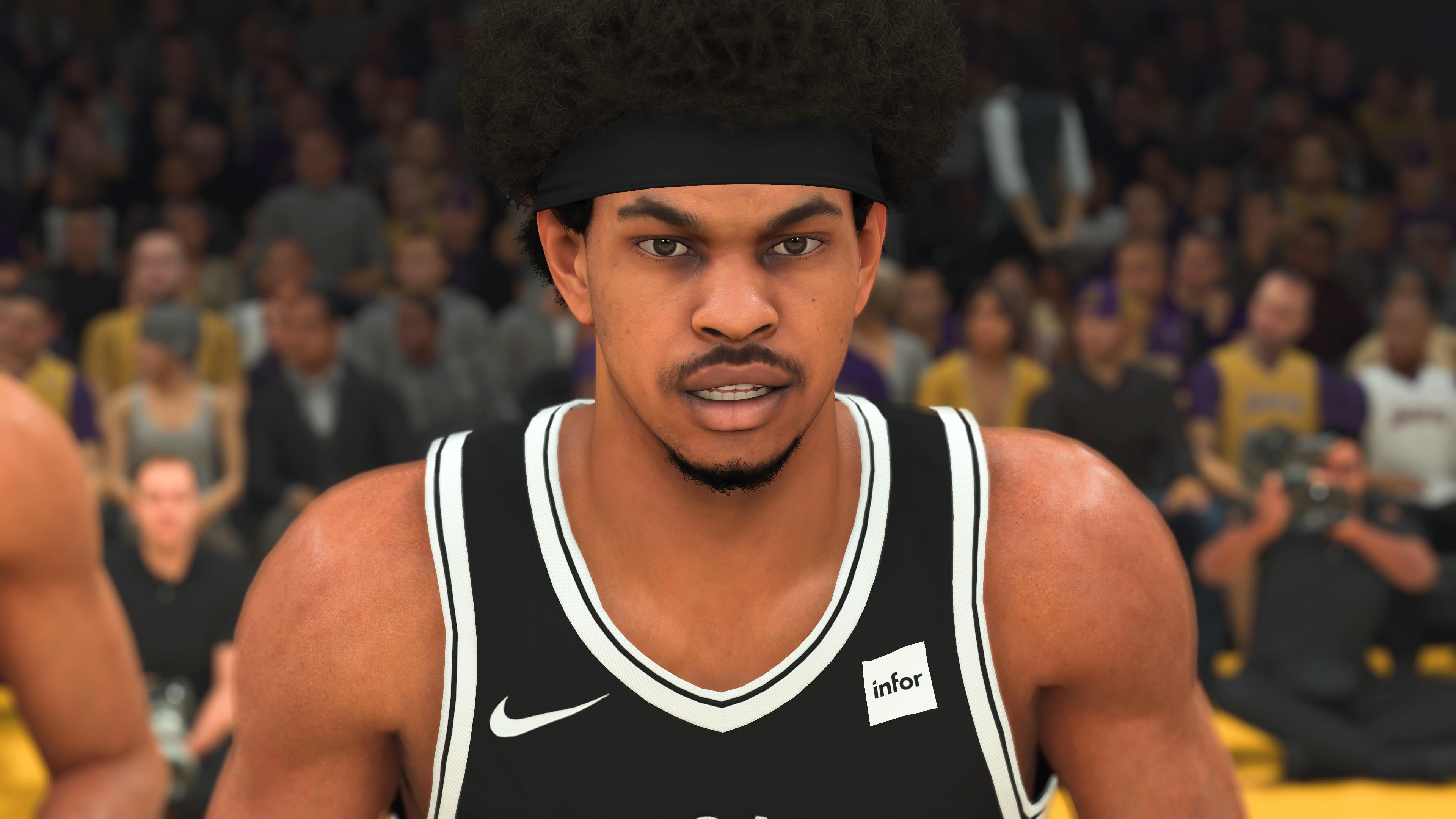 NBA 2K21 Jarrett Allen PS4 Pro