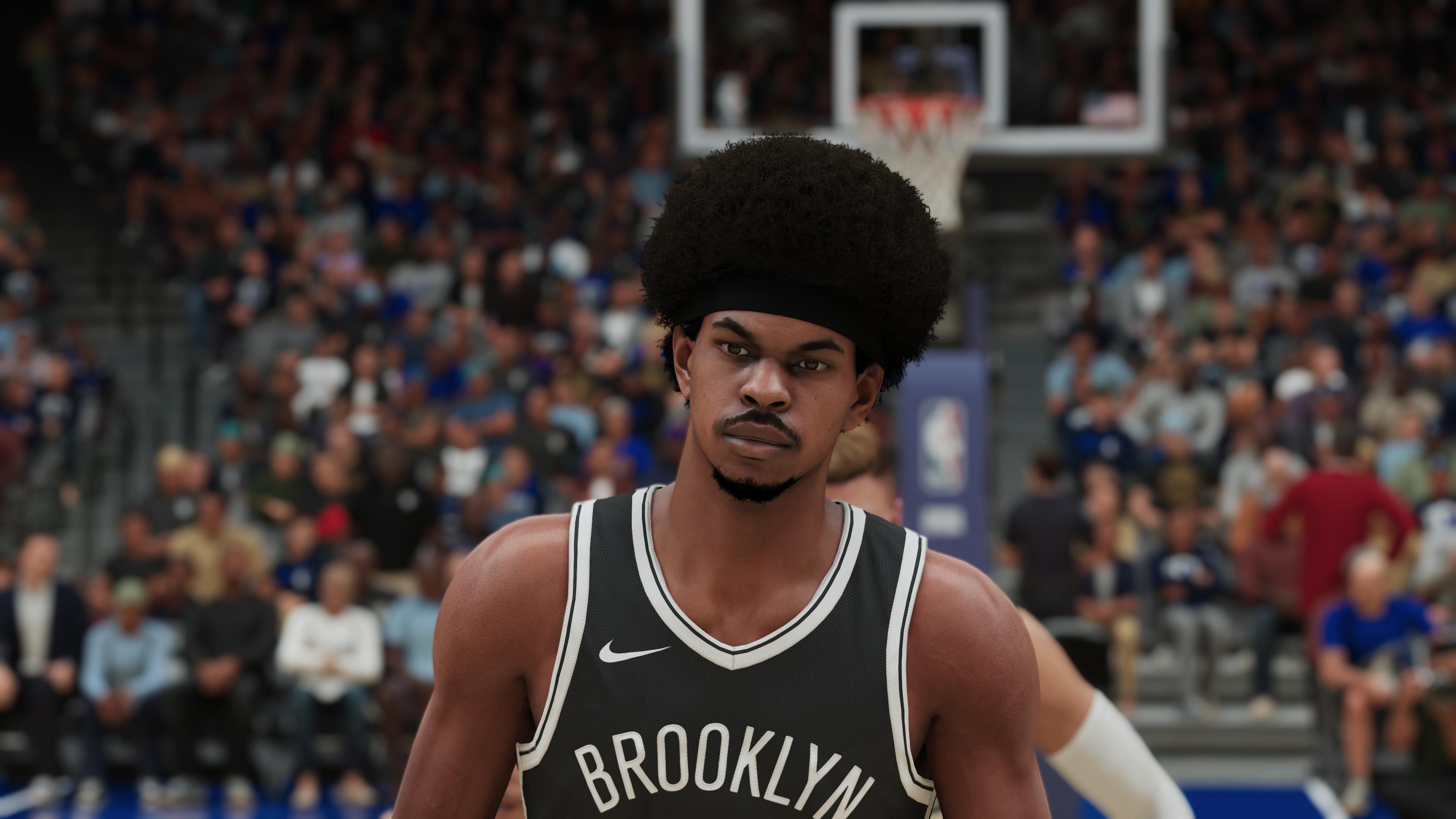 NBA 2K21 Jarrett Allen PS5