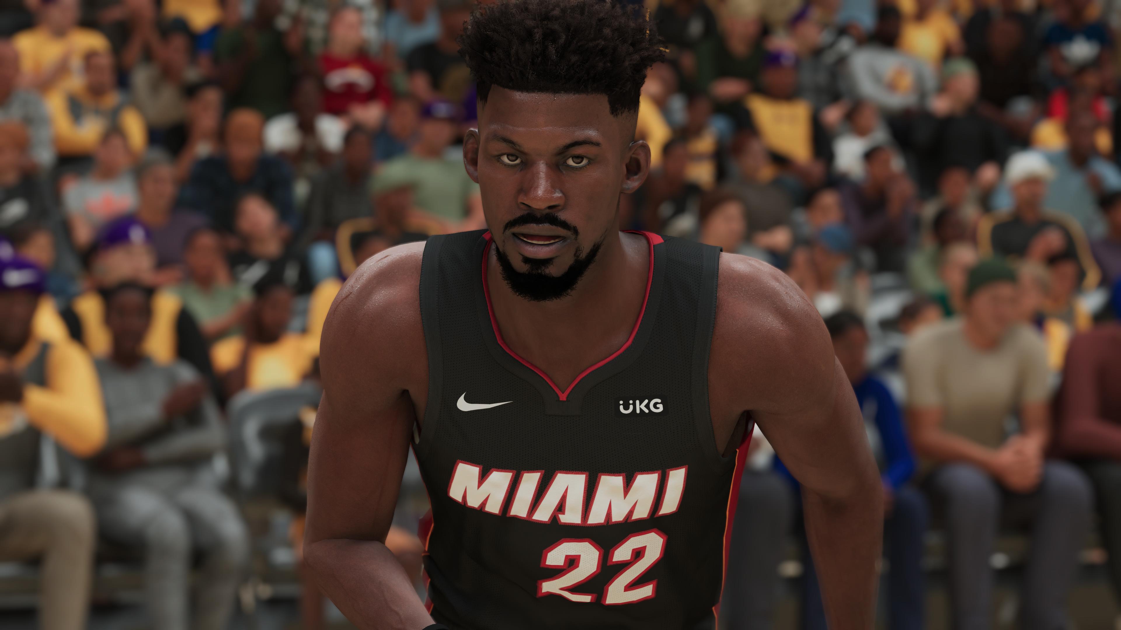 NBA 2K21 Jimmy Butler PS5