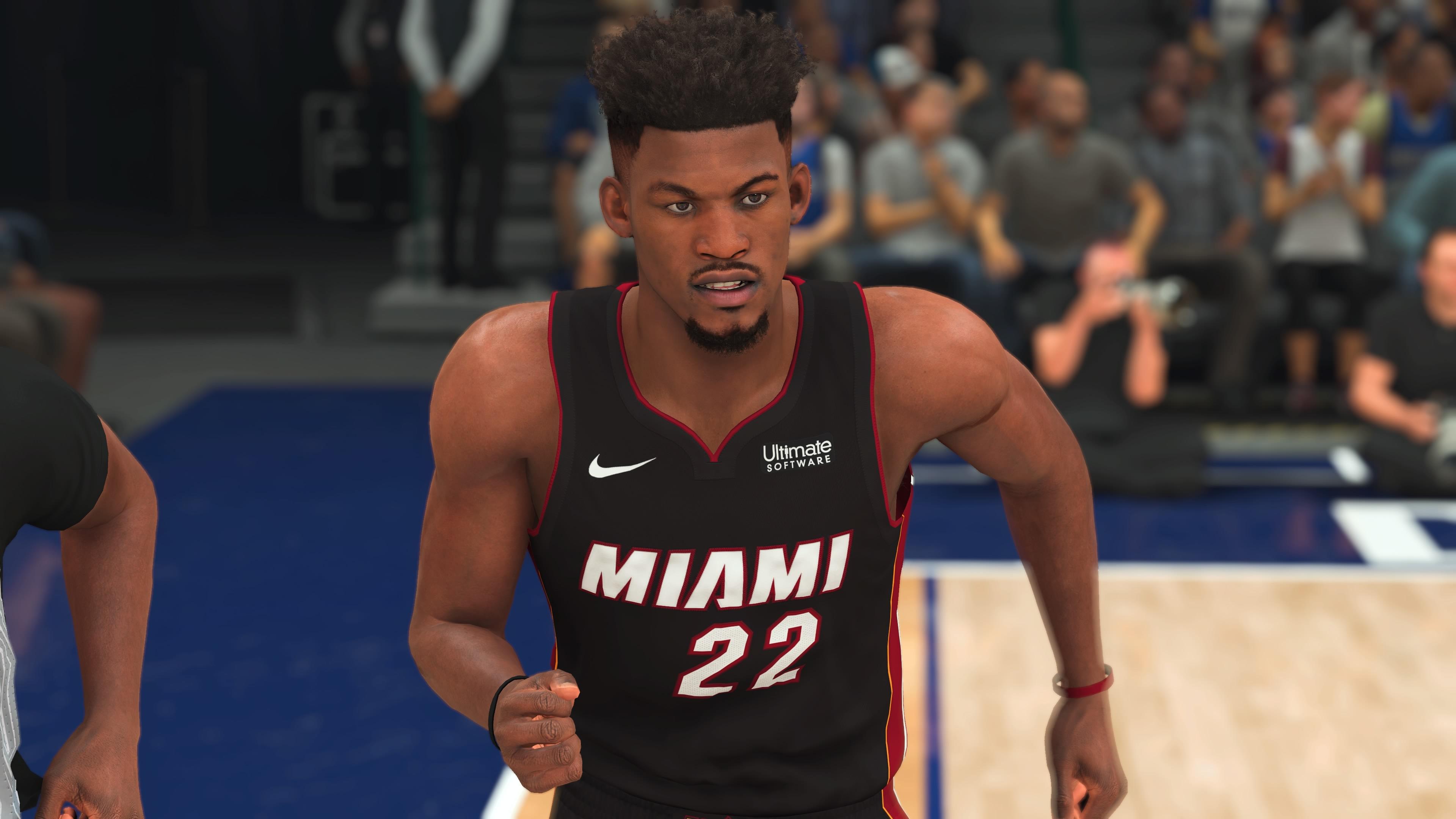 NBA 2K21 Jimmy Butler PS4 Pro