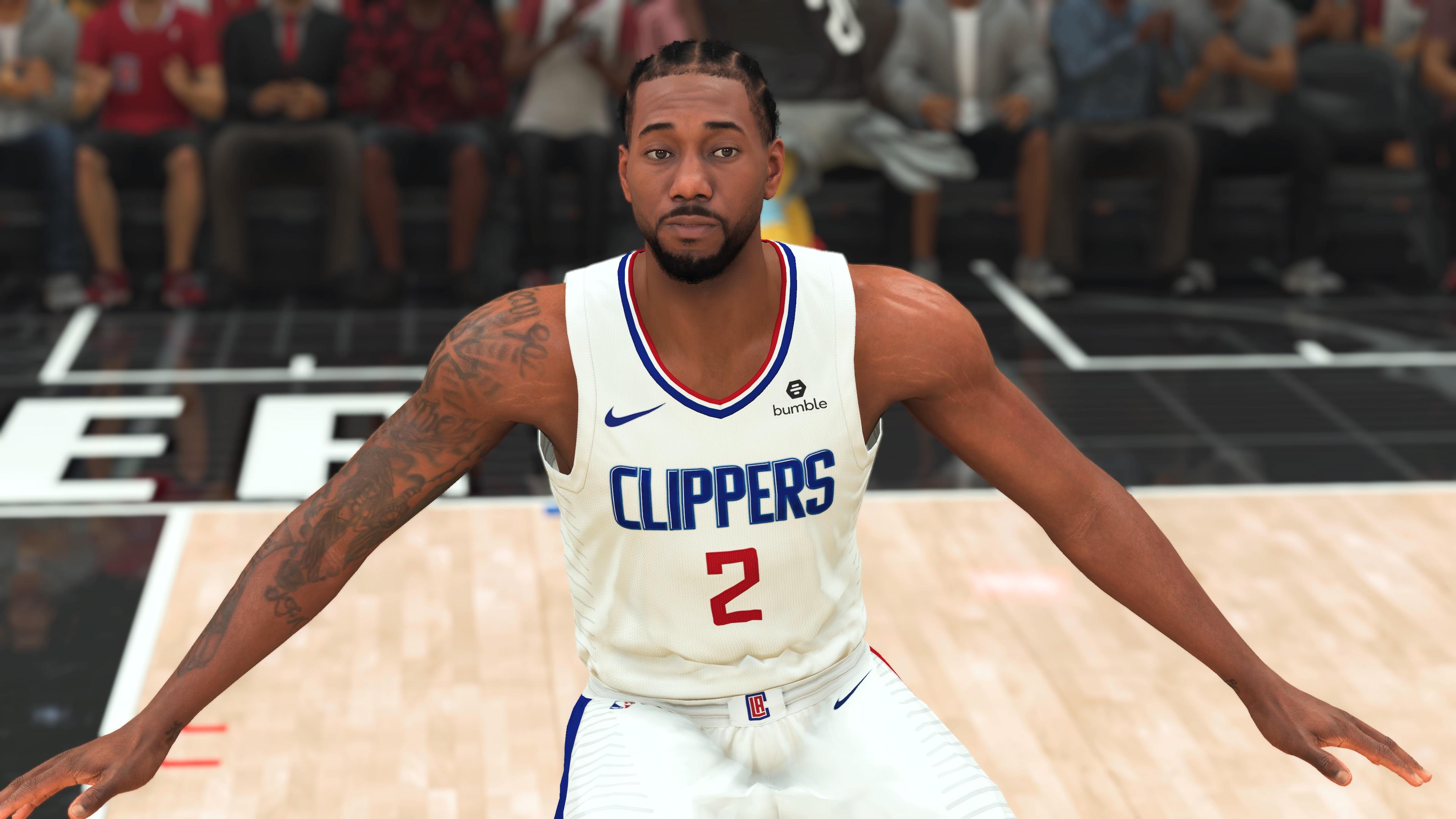 NBA 2K21 Kawhi Leonard PS5