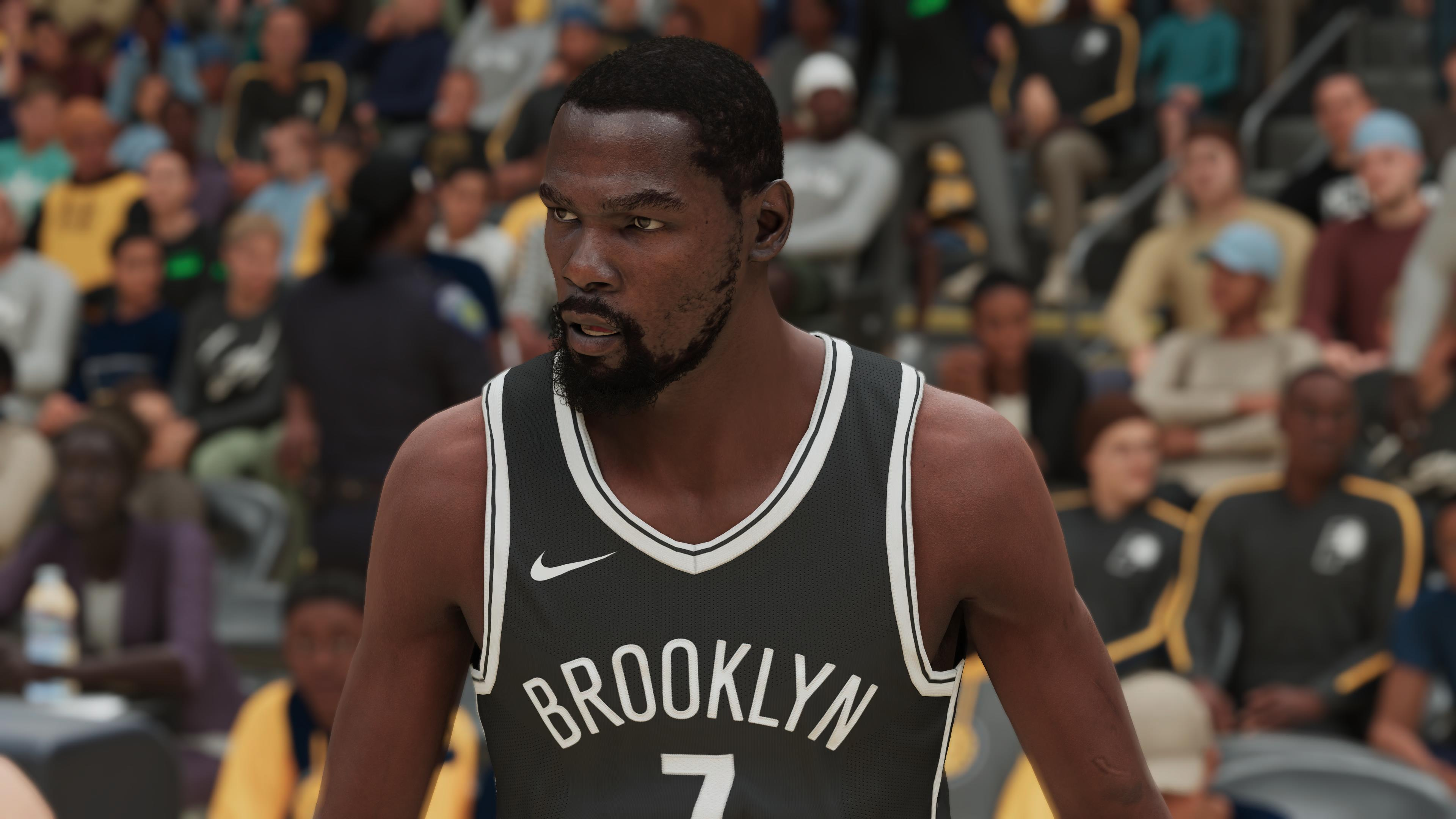 NBA 2K21 Kevin Durant PS5