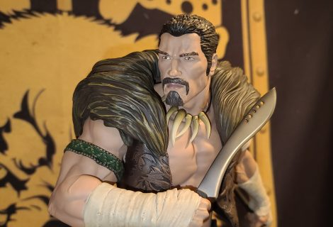 Kraven The Hunter is on the Prowl For Your Cash King of Statues 68