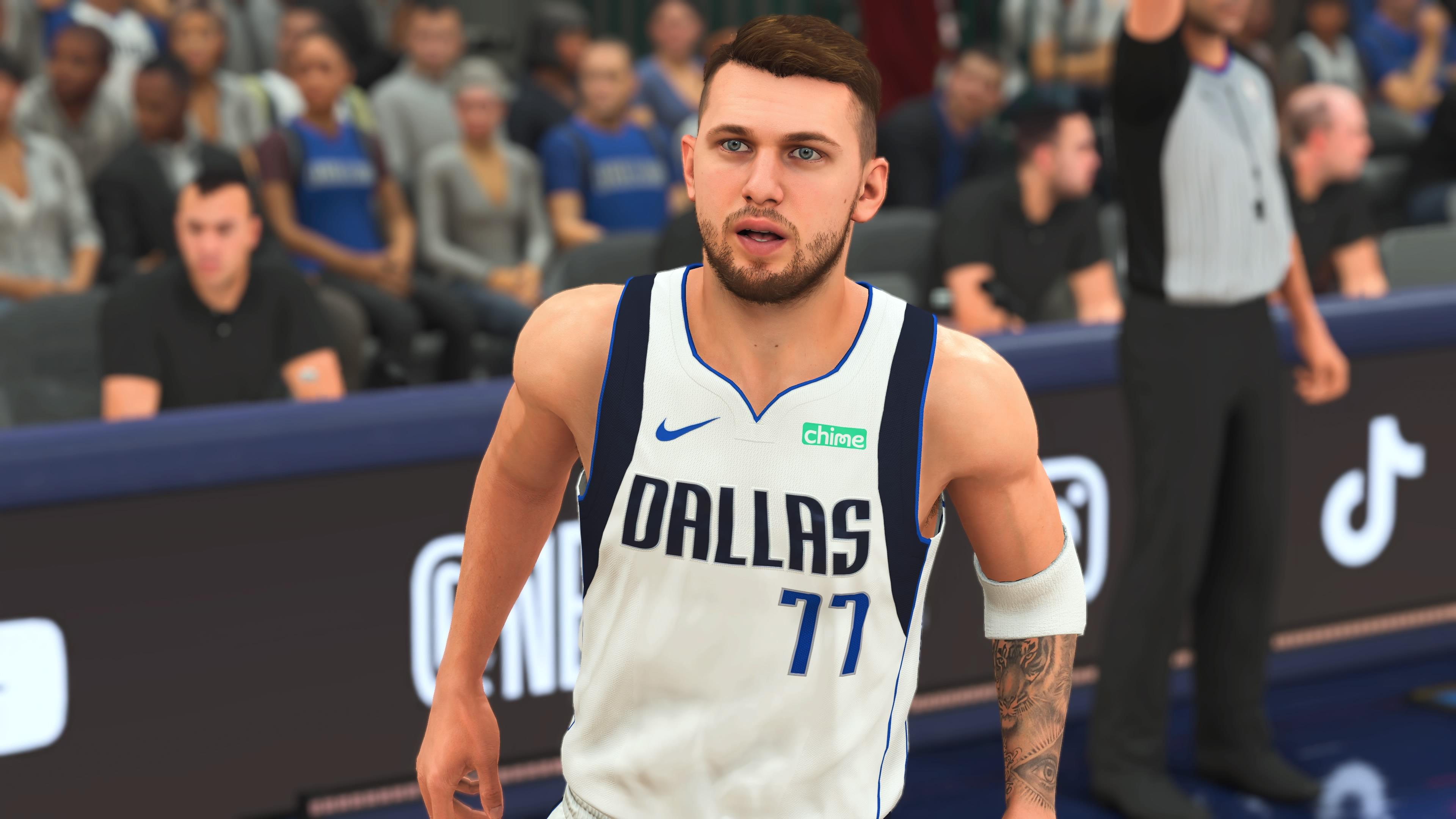 NBA 2K21 Luka Dončić PS4