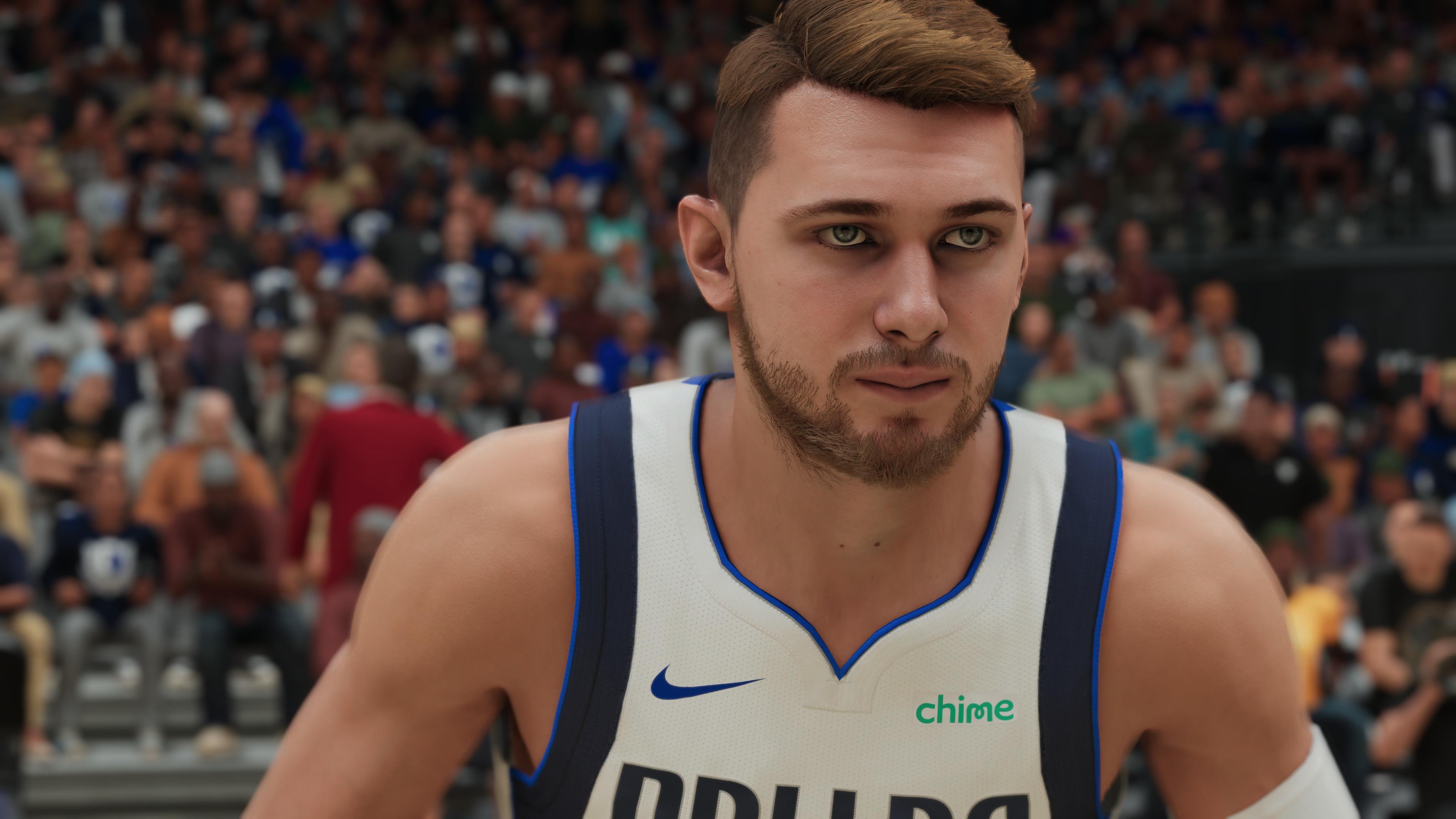 NBA 2K21 Luka Dončić PS5