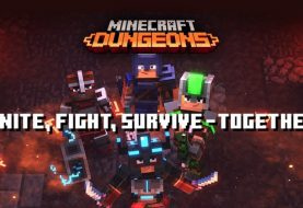 Cross-Platform Play is Here in Minecraft Dungeons