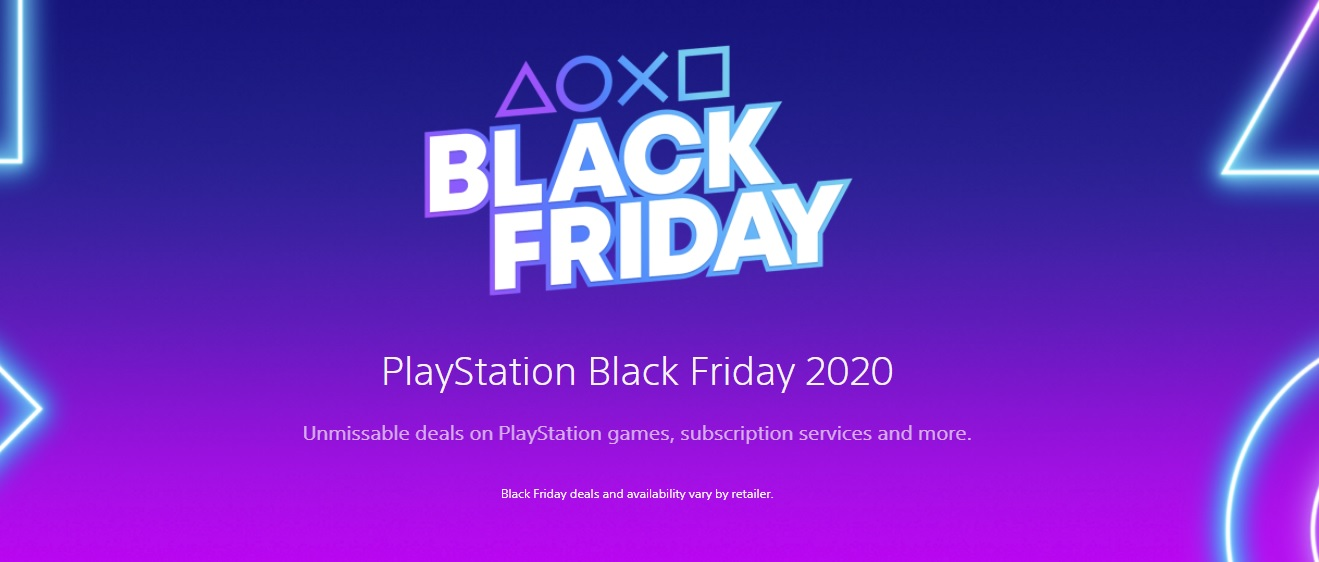 PlayStation Black Friday ad