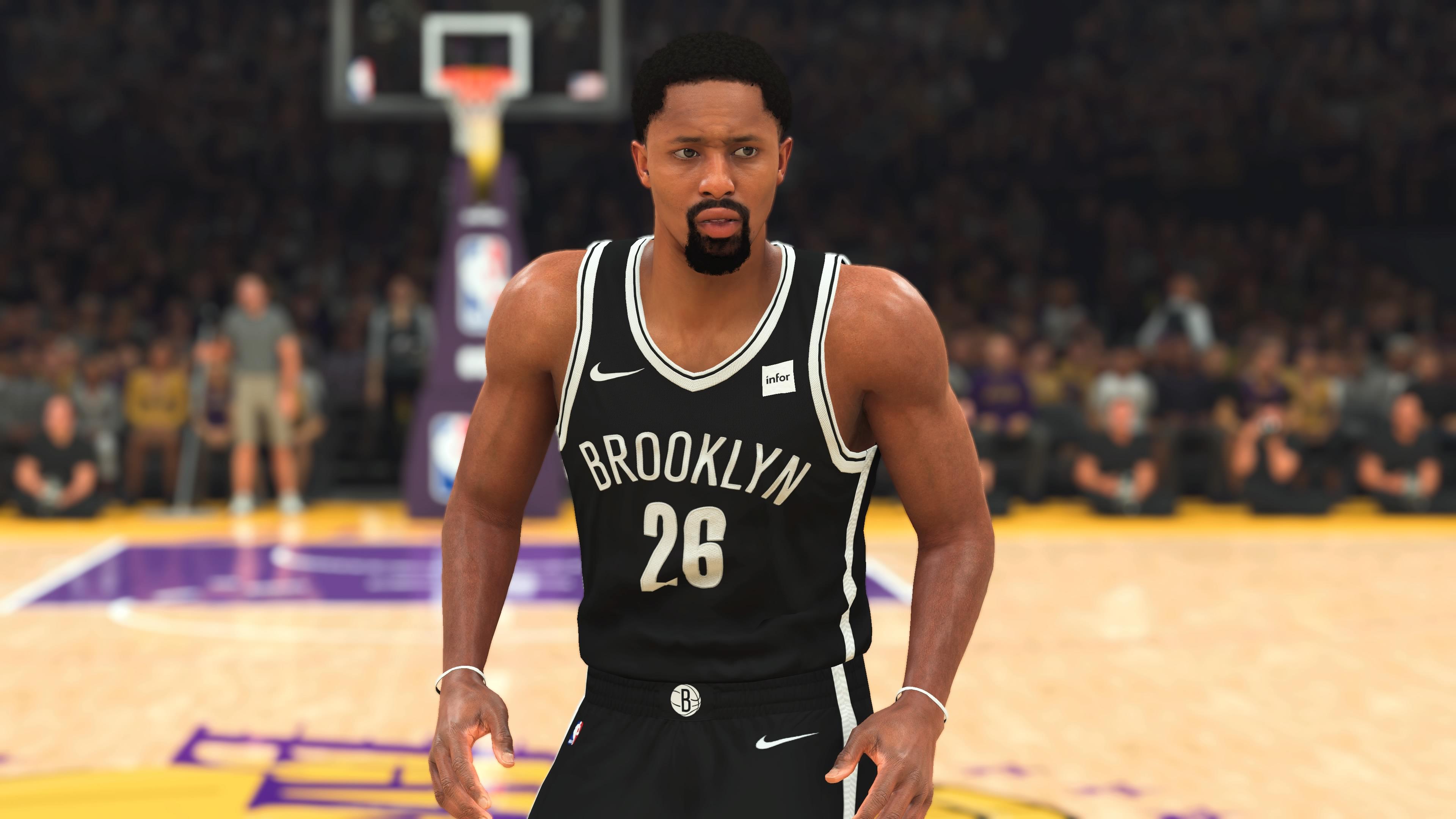 NBA 2K21Spencer-Dinwiddie-PS4