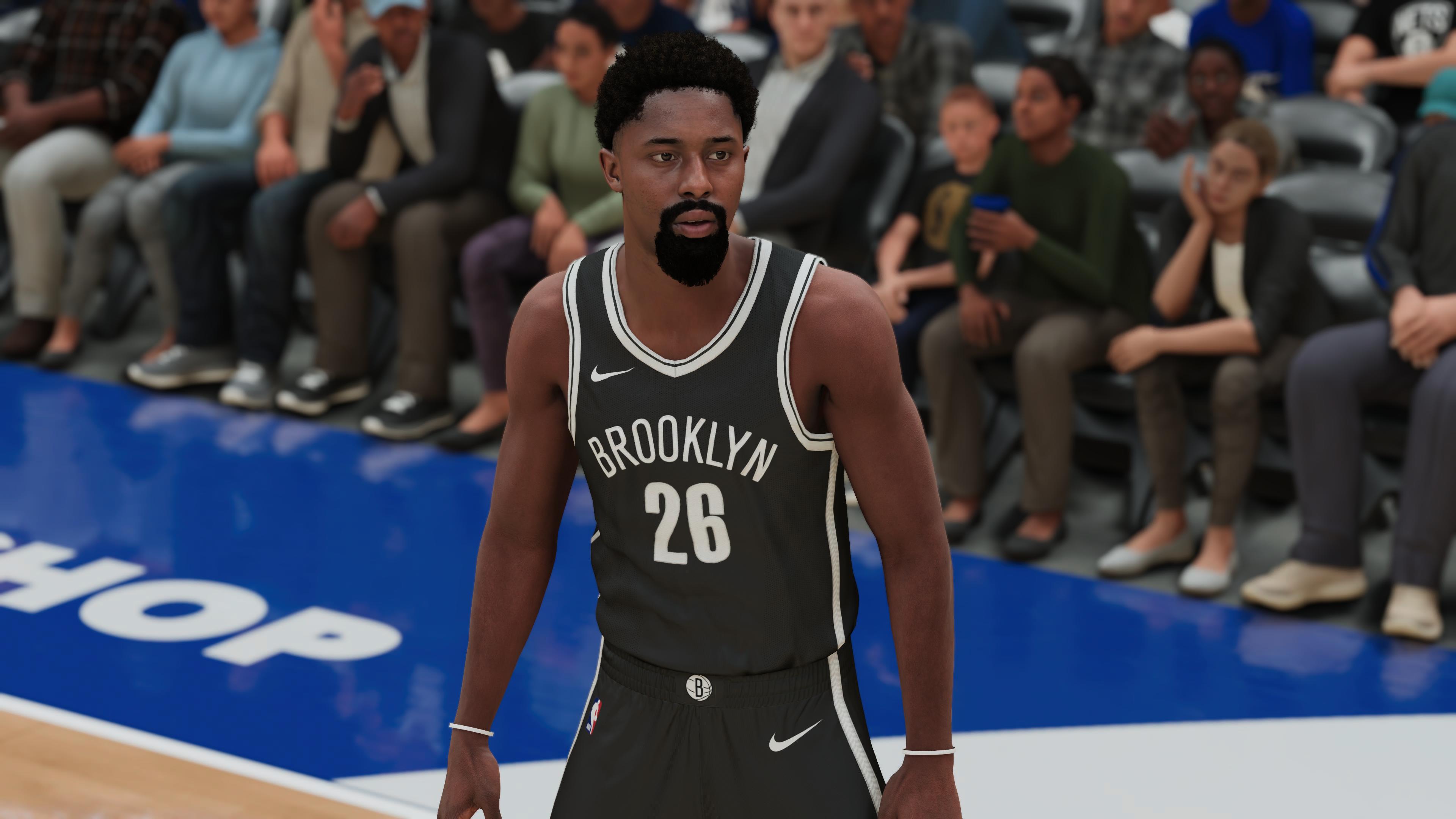 NBA 2K21 Spencer-Dinwiddie-PS5