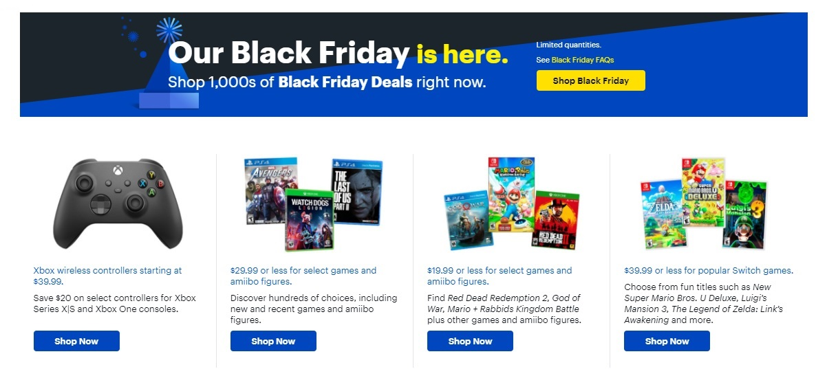 XBX Best Buy Black Friday Fixed