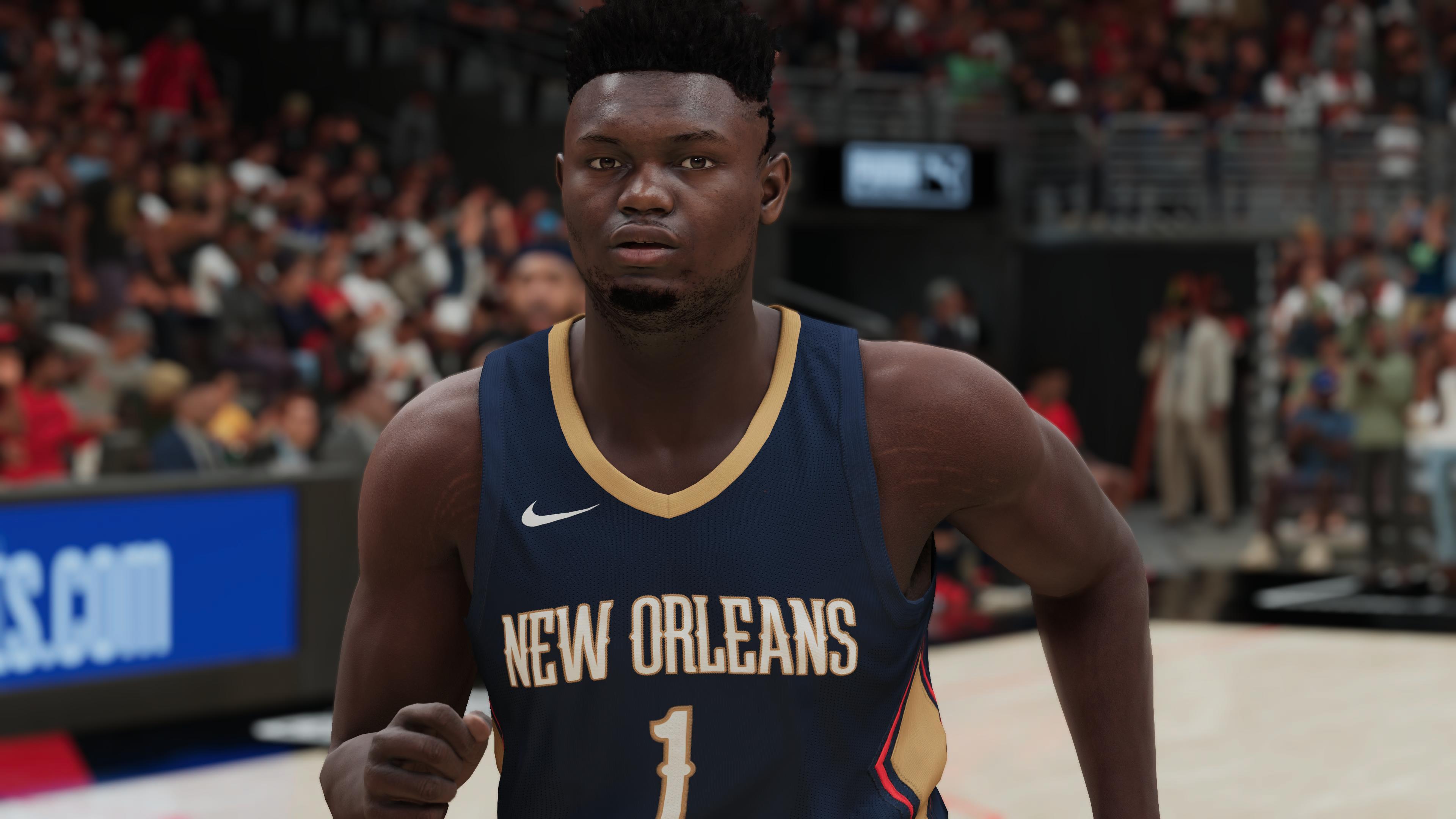 NBA 2K21 Zion PS5 4