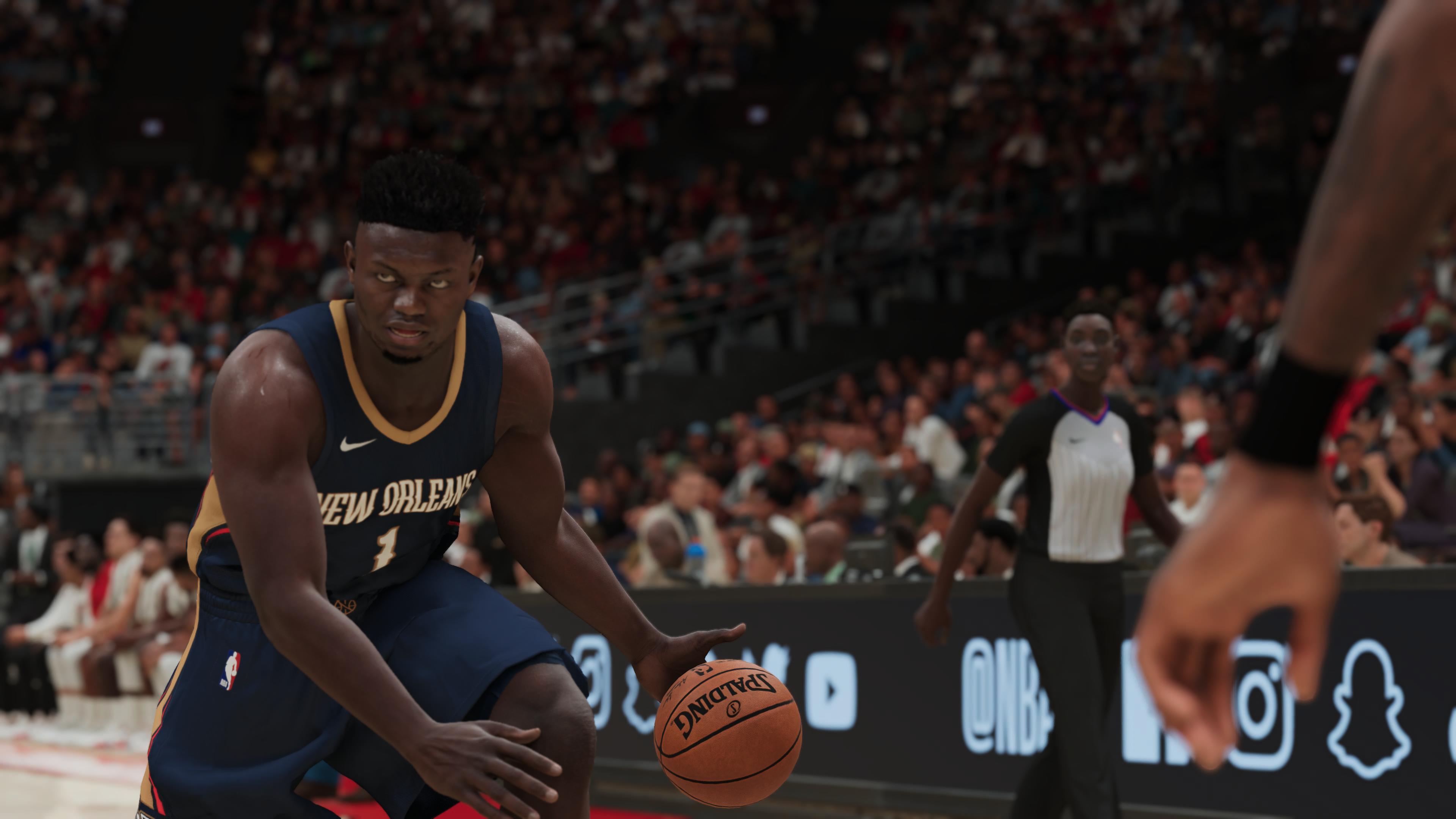 NBA 2K21 Zion PS5 5