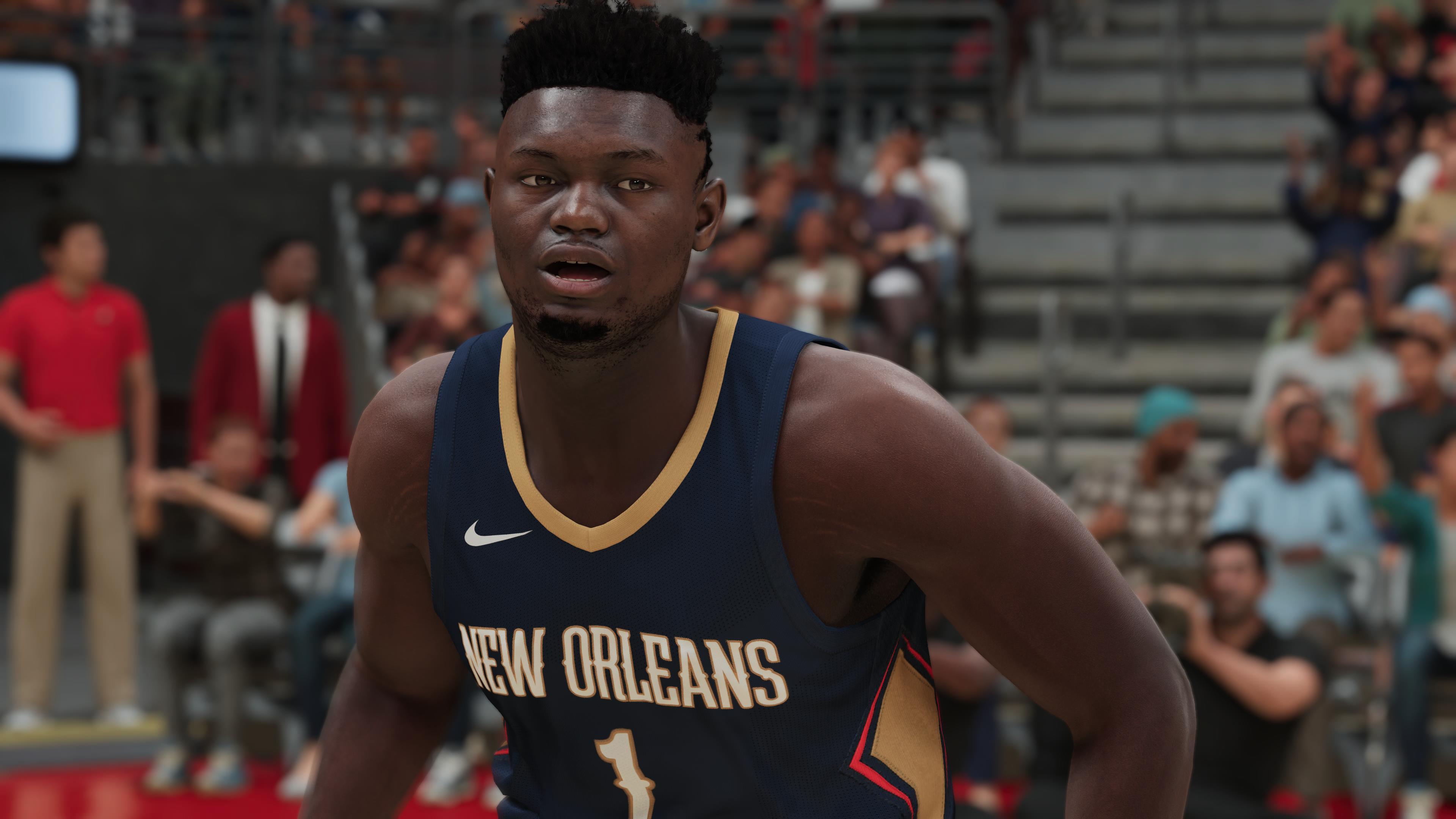 NBA 2K21 Zion PS5 1