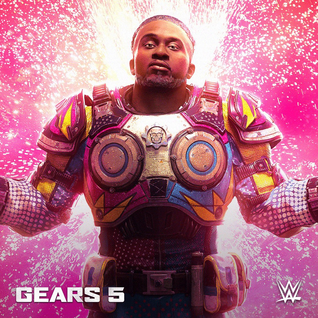 gears of war 5 new day big e