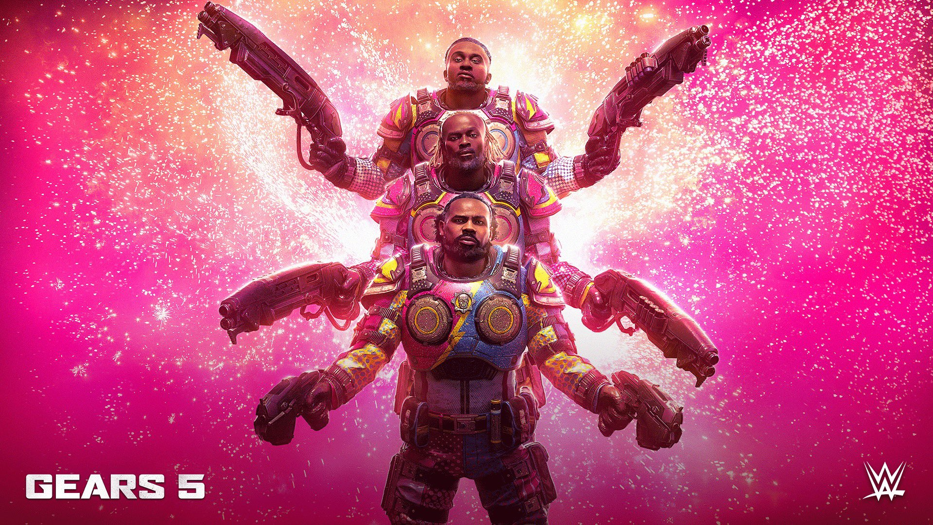 Gears of War 5 New Day