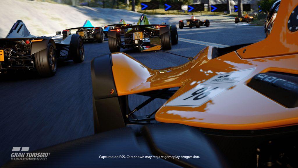 Gran Turismo 7 Early 2021 Release