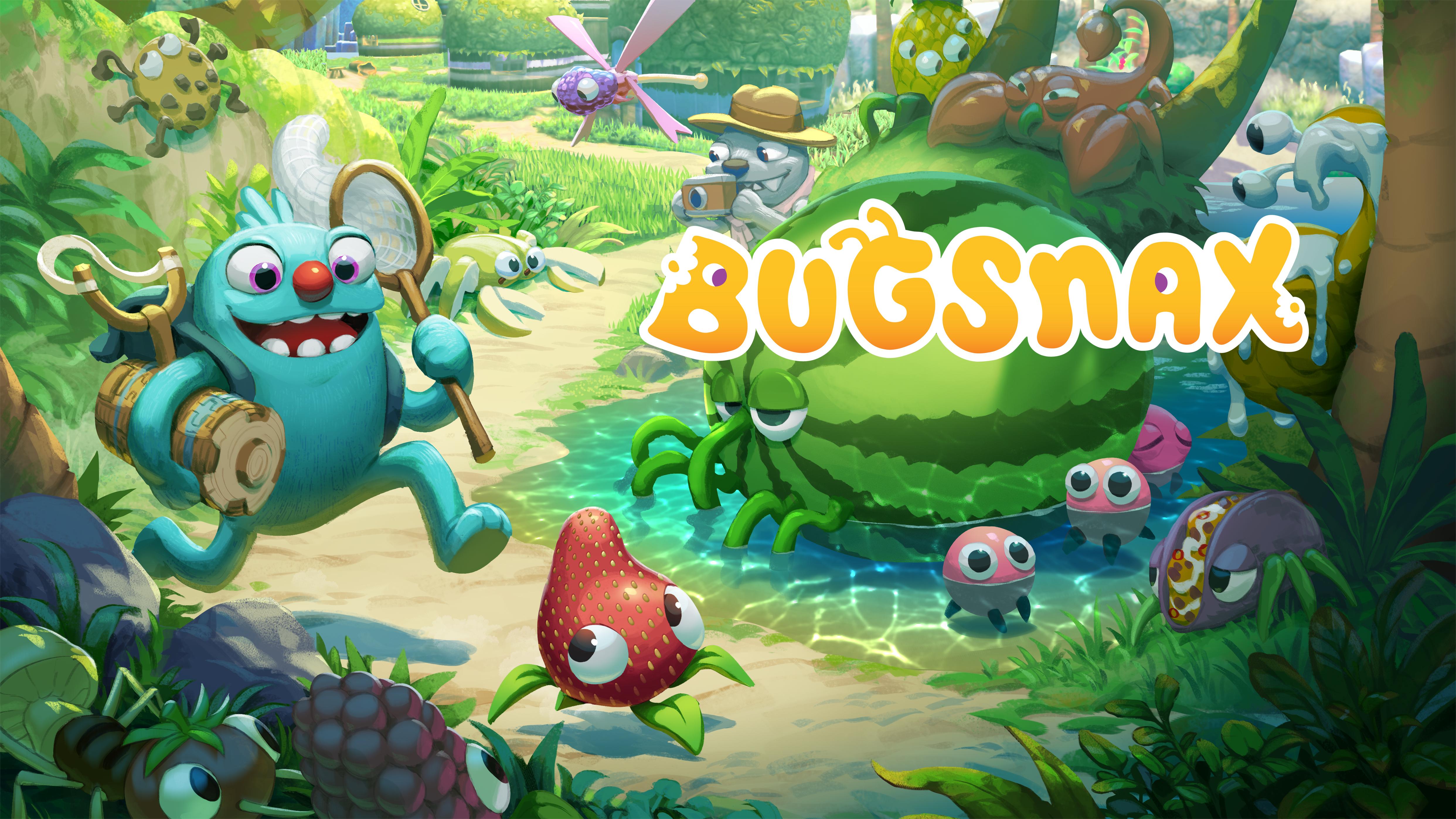 BugSnax logo