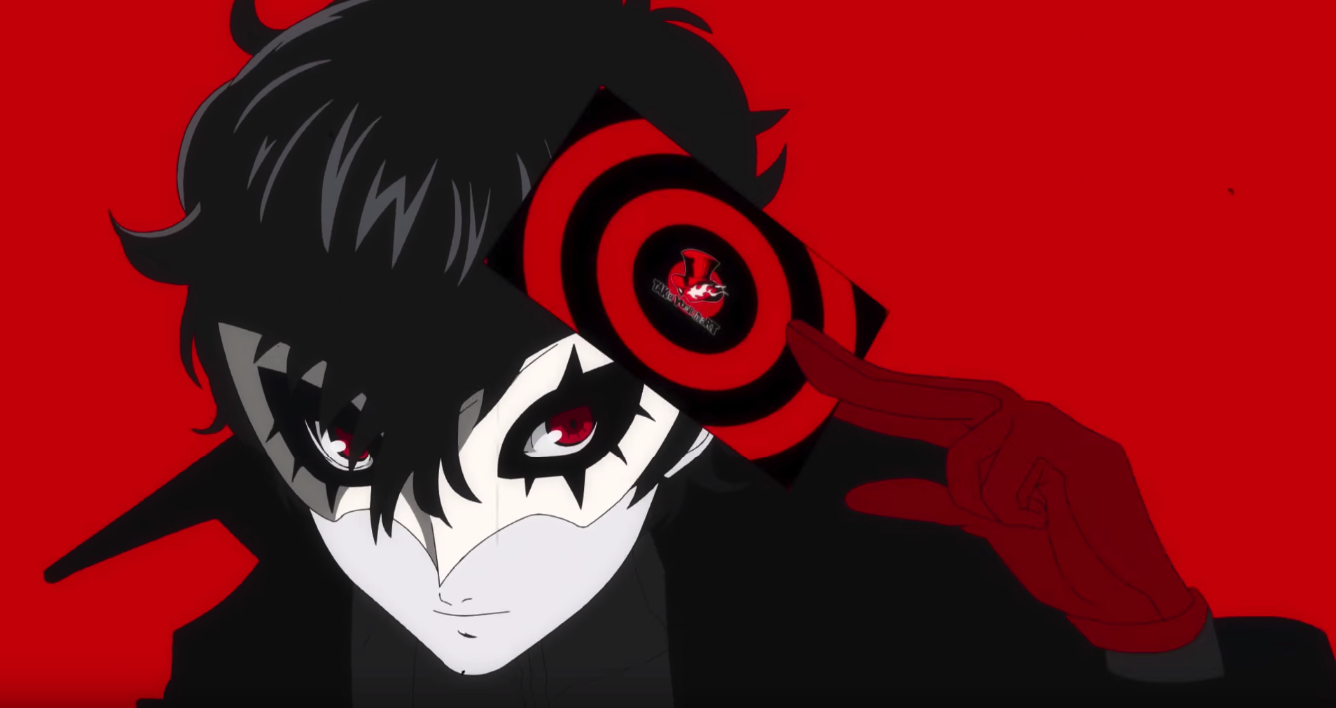 Persona 5 Smash Fighter PAss